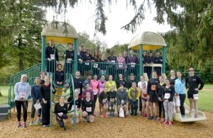 Upstate students, faculty well represented at Baldwin run