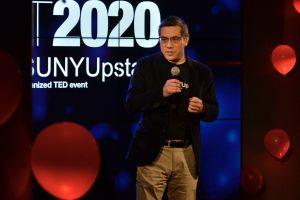 TEDxSUNYUpstate views top 10,000