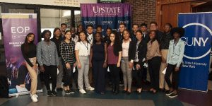 SUNY Pre-Med Education Opportunity Program launches at Upstate
